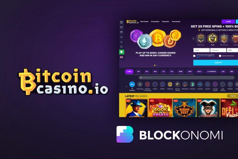 kazino bitcoin
